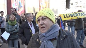 Каталунските радикали блокираха пътищата между Испания и Франция
