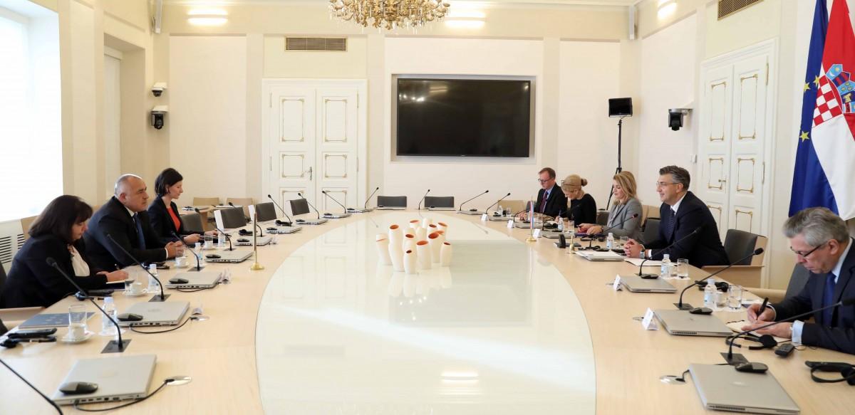 Борисов: Изграждането на Коридор № 8 ще е от полза за целия регион