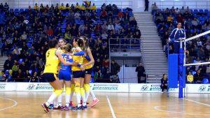 Марица и Левски с убедителни победи в НВЛ