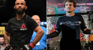 В UFC са доволни от размяната на Димитриъс за Аскрен
