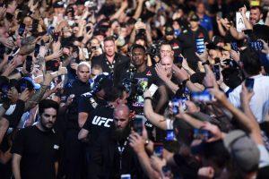 Руски репортер шокира с въпрос на пресконференция на UFC
