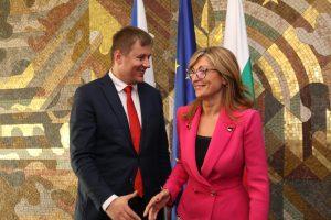 Чешкият президент идва на посещение в България догодина