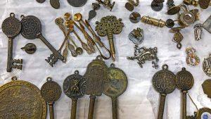 В Италия разбиха международна престъпна група за плячкосване и трафик на артефакти