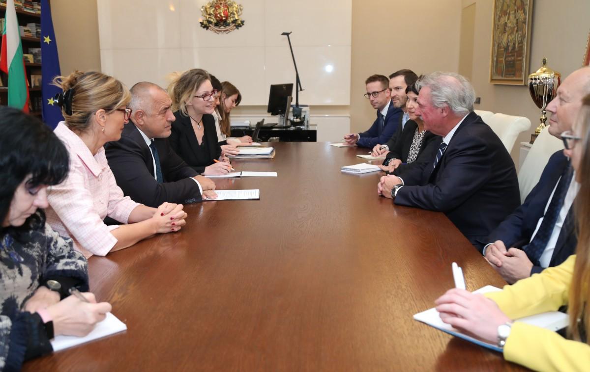 Борисов: България е атрактивна дестинация за инвестиции