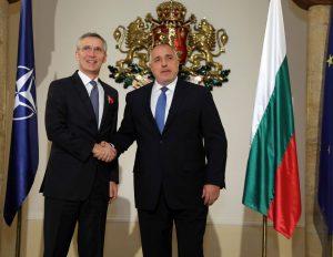 Борисов: Сигурността на България се гарантира само от НАТО