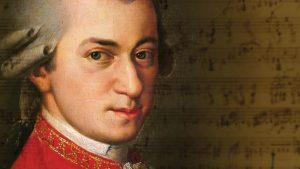 Продават на търг оригинална партитура от два менуета на Моцарт
