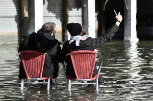 Италия обяви извънредно положение във Венеция