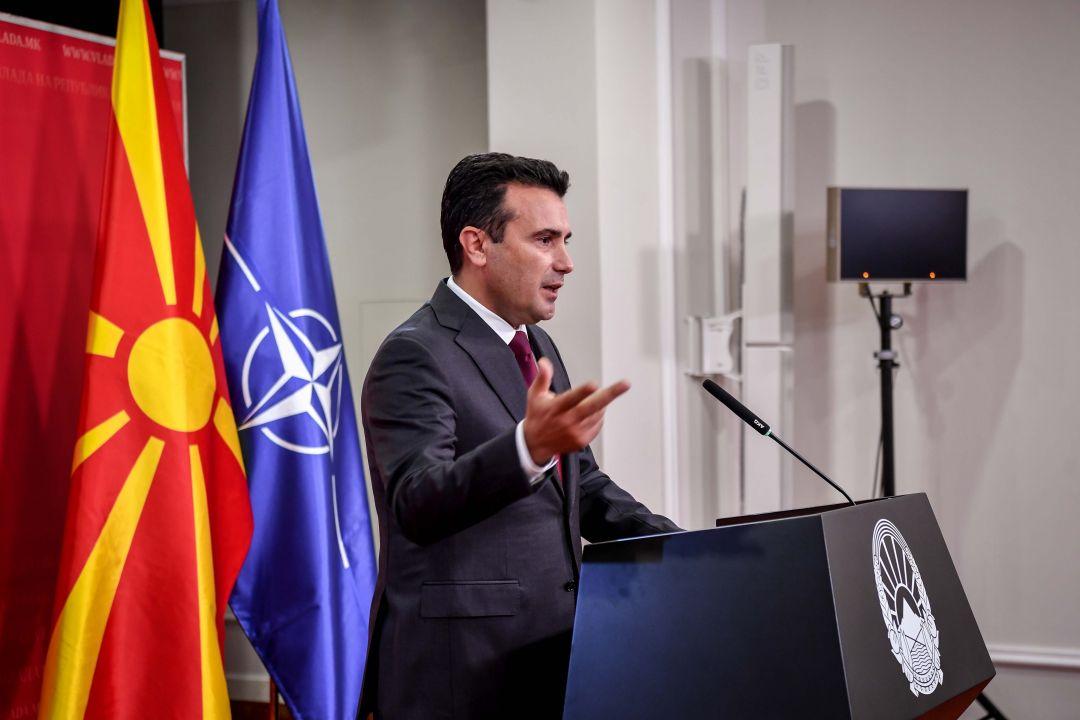 Партията на Заев: Мицкоски лъже цяла Македония и Борисов