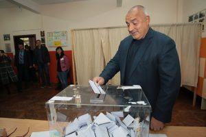 Борисов: За мен изборите приключиха миналата седмица