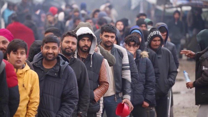 Задържаха 22 нелегални мигранти в Ла Манша