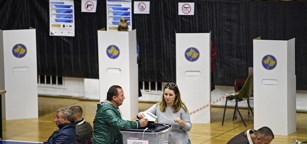 Косово обяви гласовете от Сърбия за невалидни