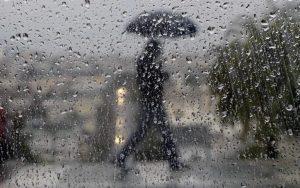 Проливни дъждове се очакват в Гърция