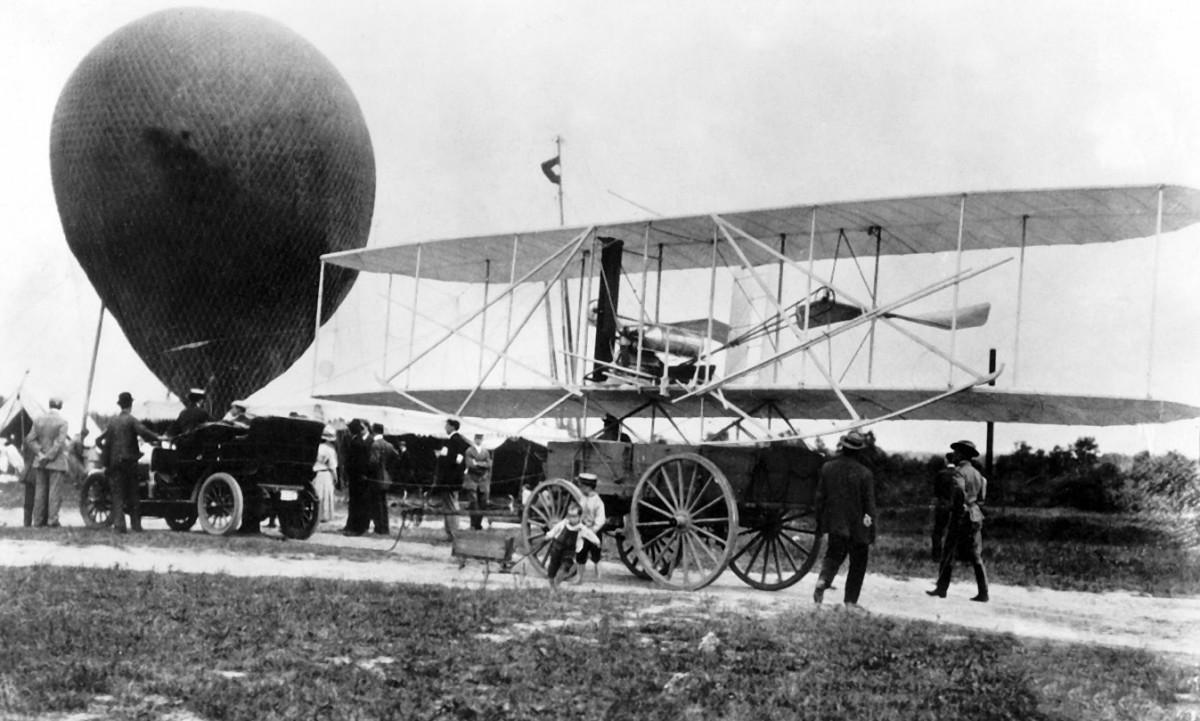 Писмото на един американски авиатор до цар Фердинанд