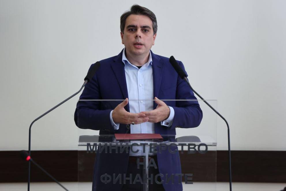 Асен Василев и ГЕРБ в спор за глобалния корпоративен данък
