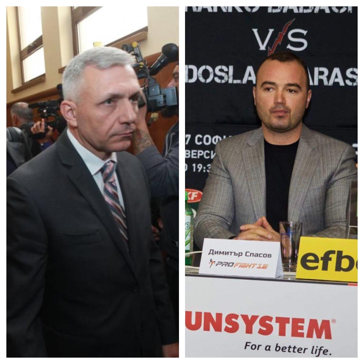 Окончателно: Николай Хаджигенов осъден от Димитър Спасов