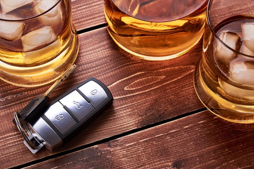 Пиян шофьор с 3,09 промила алкохол катастрофира в Свиленград