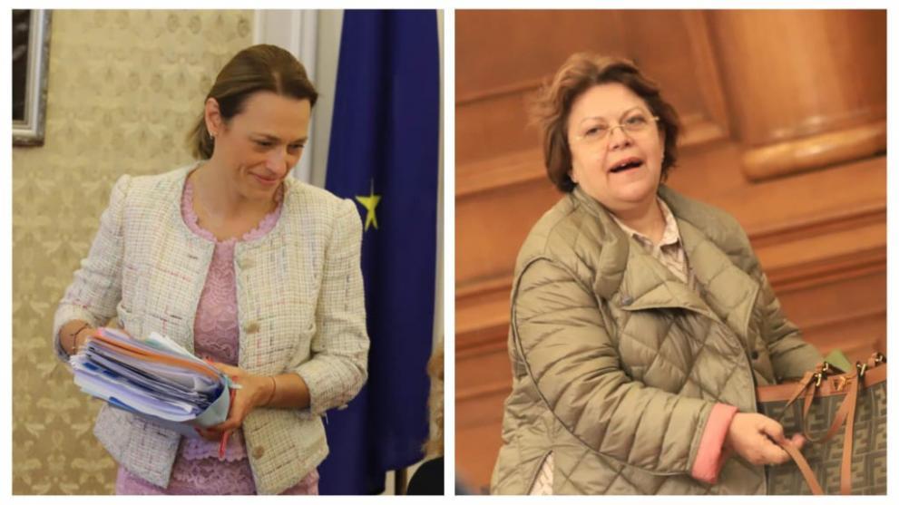 Ива Митева: Доказах, че не съм болонка, но Дончева не ми се извини