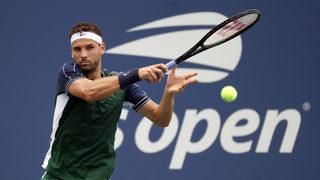 Удар на Григор Димитров беше отличен след US Open