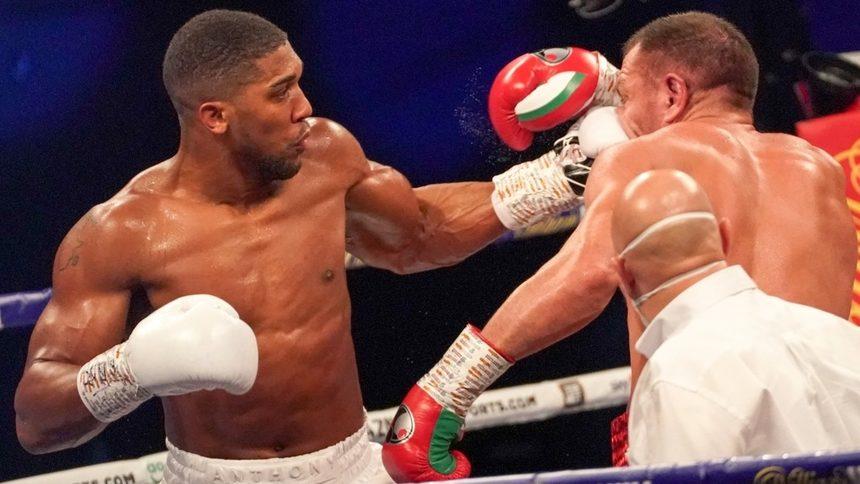 Джошуа: Нуждая се от мач с Фюри, боксът се нуждае от това