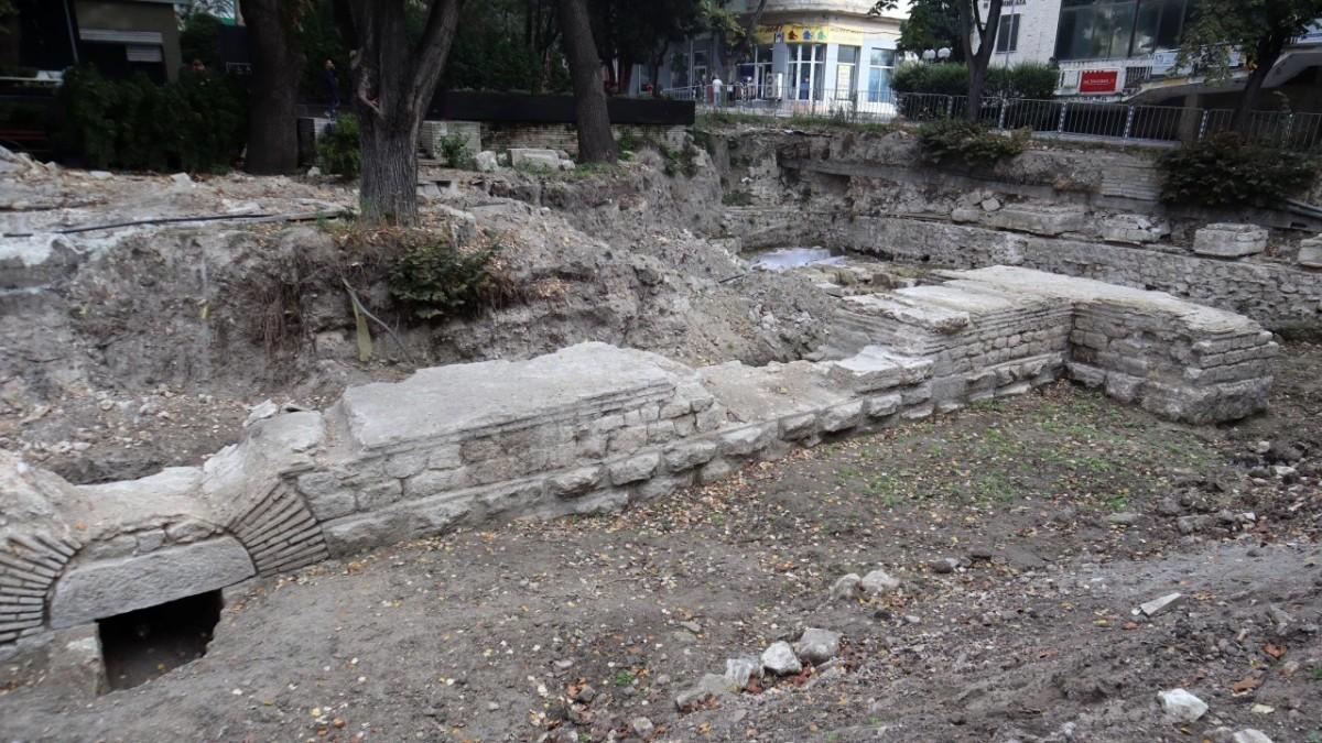 Археолози проучват крепост от пети век в Русенско
