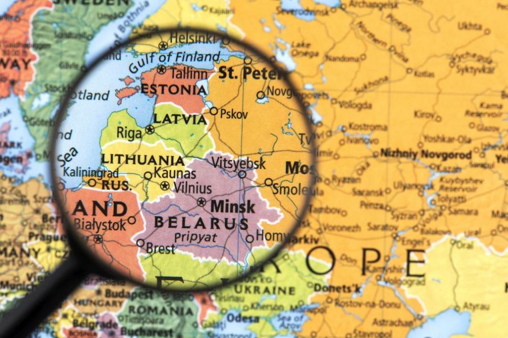 Намериха неизвестен досега масов гроб от Втората световна война в Беларус