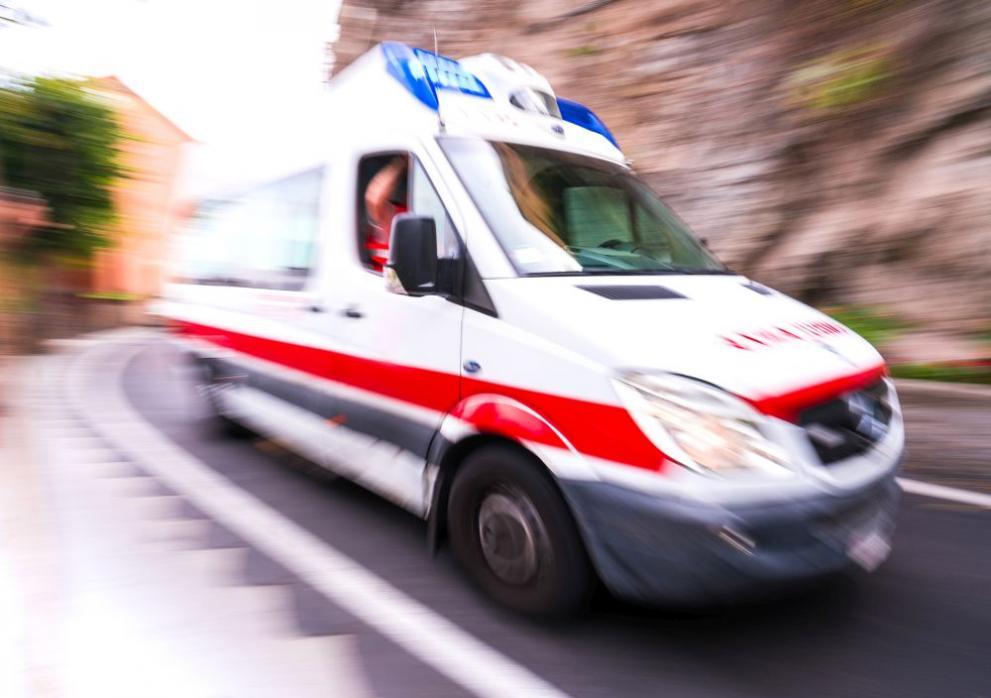 Влекач катастрофира в Ришкия проход, тежко пострада шофьорът