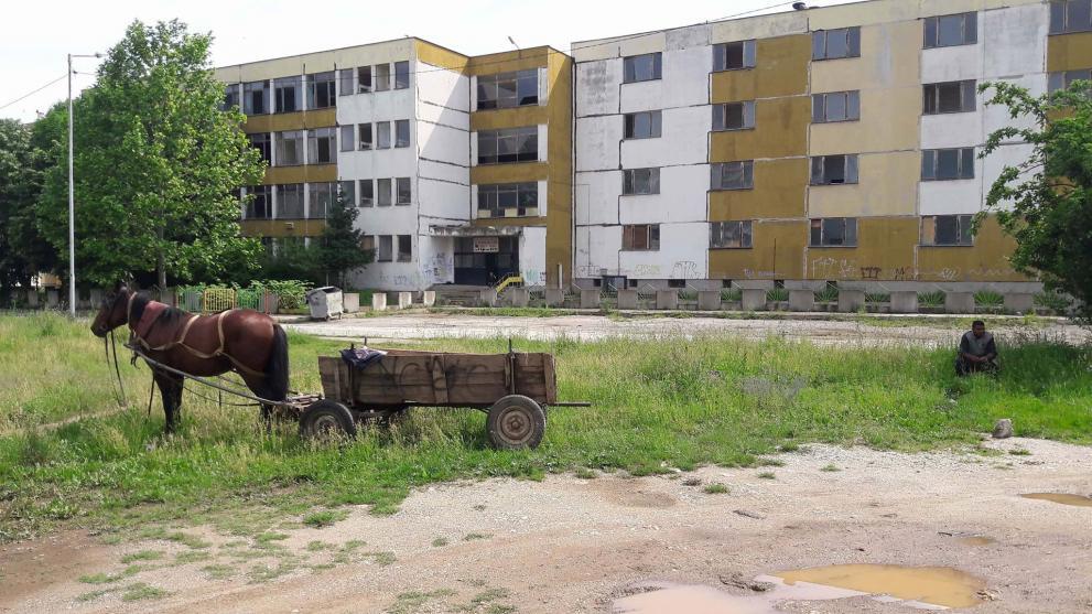 Забраняват каруците в цяла София от догодина