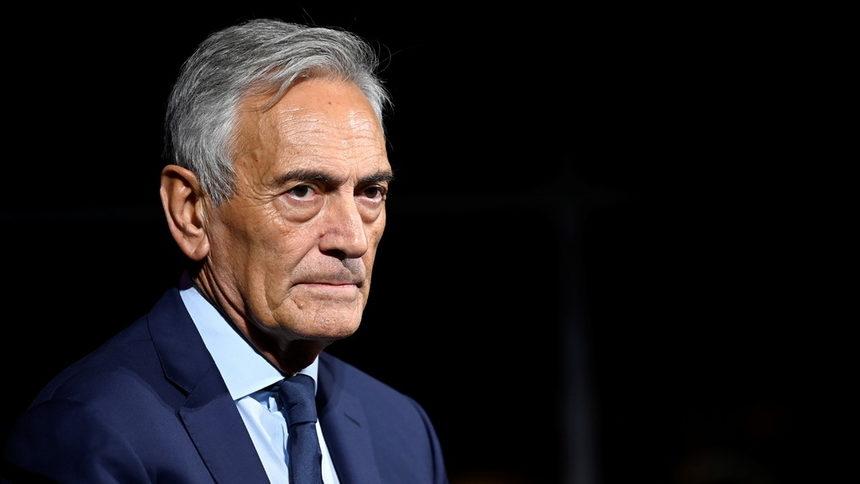 Доживотна забрана за фенове, уличени в расизъм, поиска шефът на италианския футбол